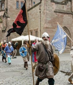 Come hither and celebrate Perth's ancient roots with an exciting day of free events and activities in the City Centre.