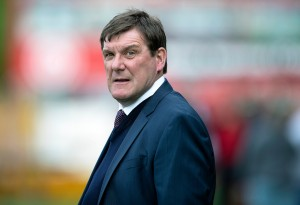 Saints boss Tommy Wright is positive about the club's future after the emergence of young talent last season.
