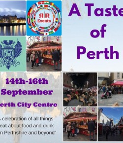 Tempt your taste buds at Perth's new Food and Drink Festival as it does a City Centre takeover for three days this September.