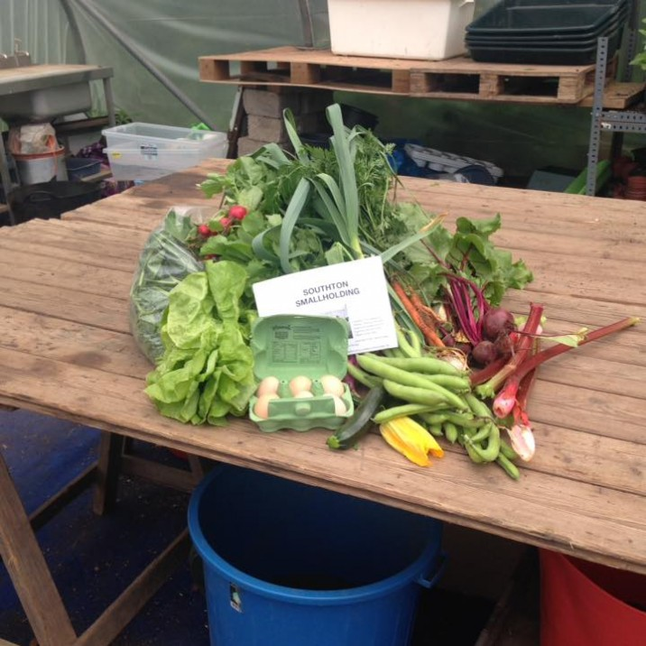 Southton Smallholding Subscription Box!