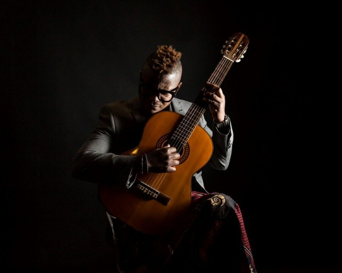 Zambian singer-songwriter Ccippo Makwembo subtly combines R&B, jazz, folk, reggae, salsa and gospel into his African sound.