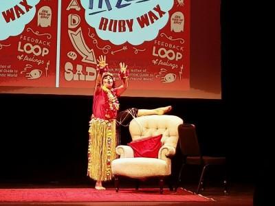 Ruby Wax- Frazzled