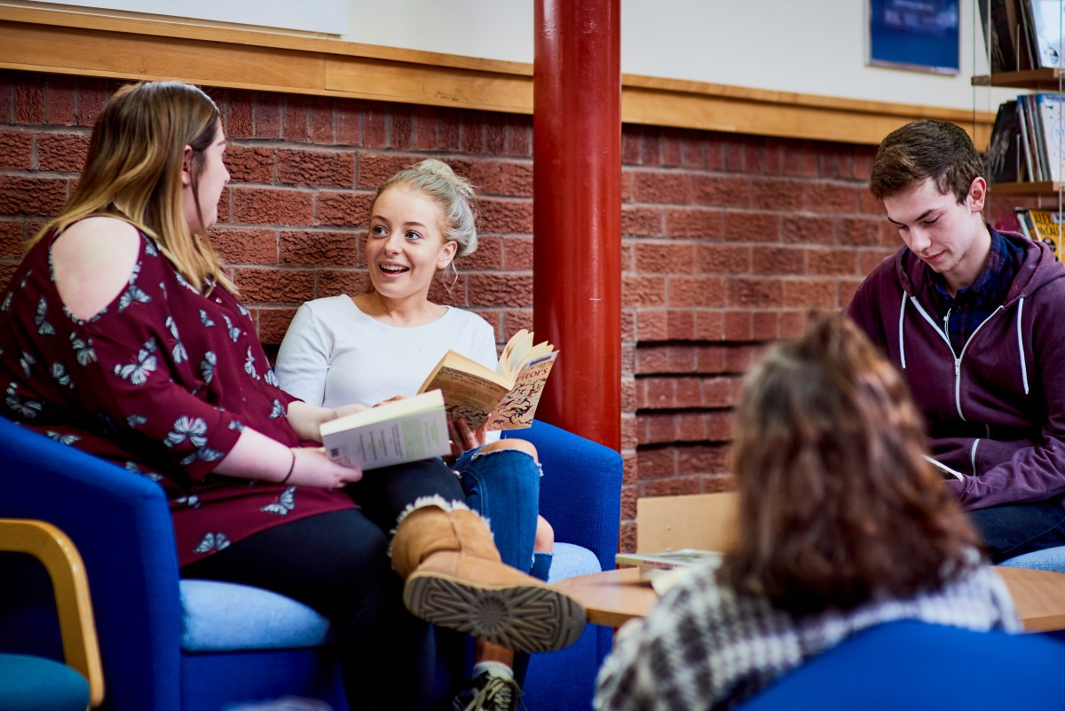 There's always lots happening at Perth College UHI and they would love to show you just what a great place it is to study.