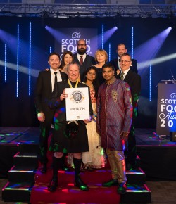 Perth is Food Town of the Year!