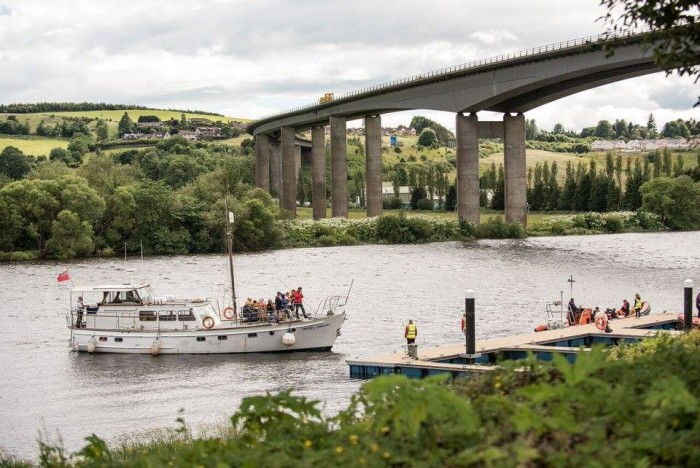 From May until September 2018 discover the River Tay in Perth with a range of fantastic boat trips.