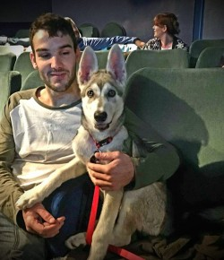 Dog Friendly Perthshire hosted a special screening of Wes Andersons quirky animation 'Isle of Dogs' at The Perth Playhouse.