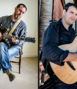 An Evening of Folk Music with Luke Daniels and Tim Edey