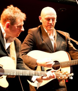 An evening of Folk, country and pop with JINSKI