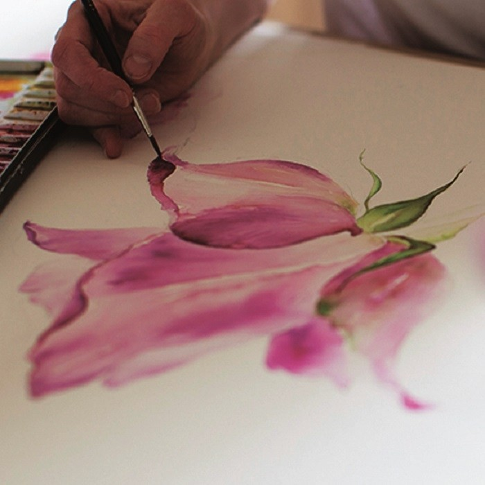 Calling all artists with a passion for florals
