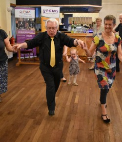PKAVS Carers Hub and Saints in the Community invite carers and people they care for to A Trip Down Memory Lane Tea Dance!