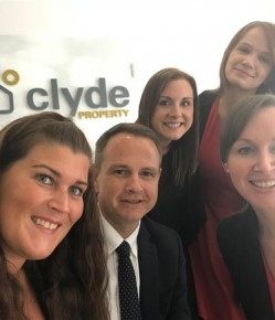 Support our friends at Clyde Property in the fight against cancer by donating as they take on a charity cycle!
