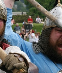 Come and discover the way of the Vikings...