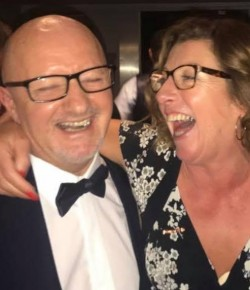 Lori McGaffney, the well kent face behind Eva Lucia in Perth, is on a mission to raise the profile of MND, the terrible disease that affects her Dad.