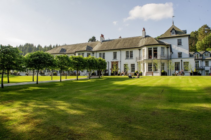 Give the gift of a lifetime with a Dunkeld House Hotel Experience voucher