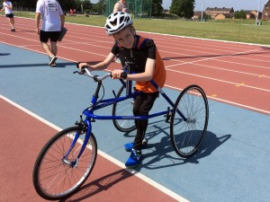 Local youngster Matthew Doig heads to Copenhagen on July 8th to compete in the racerunning International Cup.