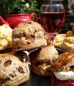 Perthshire's Perfect Scones