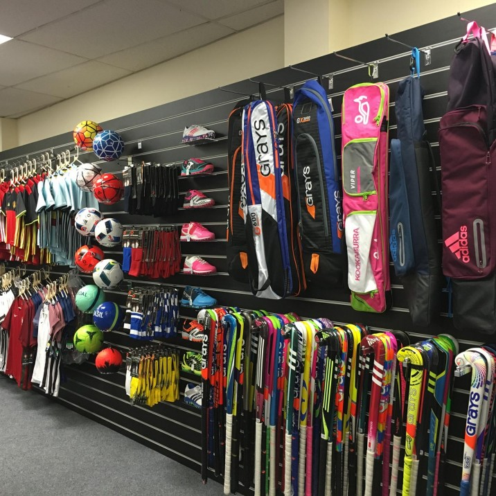 Independent sports store that specialises in running footwear and sporting accessories.