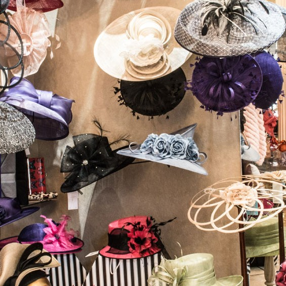 Elegance millinery will provide you with the perfect head turning hat for any occasion!