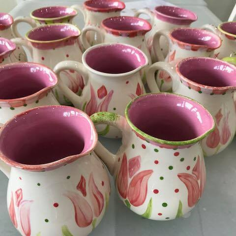 Ceramic Painting Studio in Scone, Perthshire offering classes suitable for adults and children to create your own masterpiece!