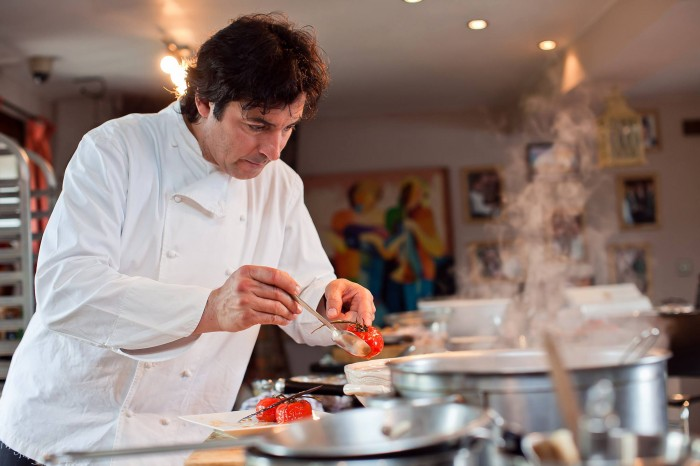 Jean-Christophe Novelli will be attending Perth's Food Festival