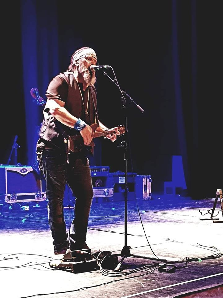 Steve Earle was back in town last night for Perth\'s Southern Fried ...