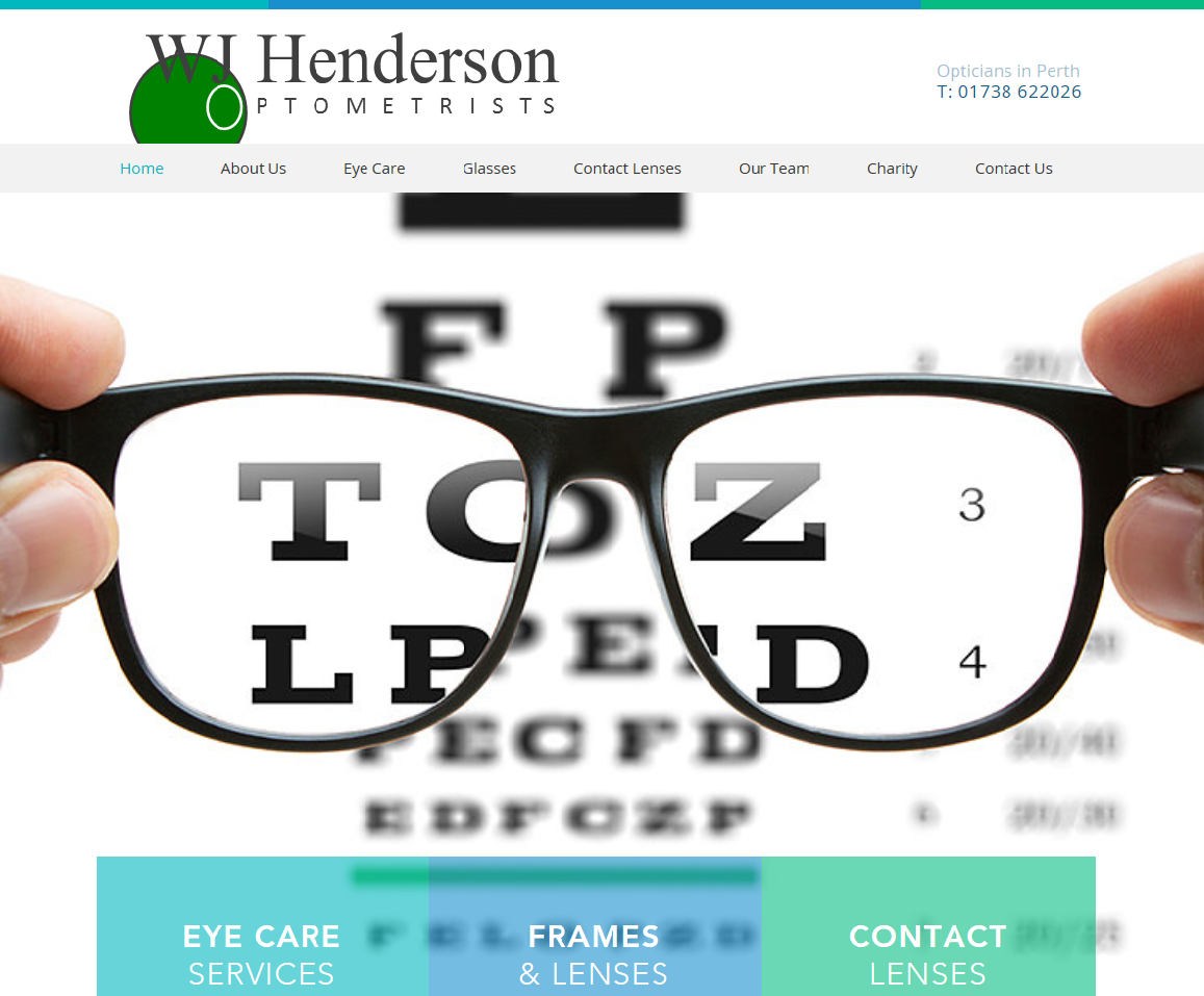 WJ Henderson Optometrists