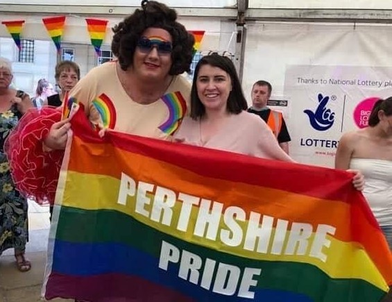 Perthshire Pride returns for an even bigger and better PRIDE Festival in 2019