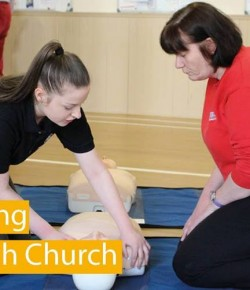 Would you know what to do if someone was unresponsive and not breathing? Come learn how you can save a life using CPR, at this free drop-in session hosted by St John Scotland. Join at any time between 11am - 2pm to learn how to do CPR, have a go yourself, and see a demonstration of how to use a defibrillator. Tea, coffee and home baking will also be available. All ages are welcome!