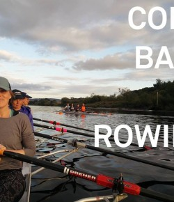 Tay Rowing Club are a club with community roots and glowing ambition. Their self-declared aim is to make the Tay a major centre for the sport of rowin