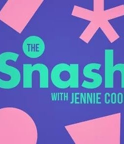 The Snash With Jennie Cook - a podcast about women made in Scotland. We are delighted to welcome Jennie to WOW Perth 2018