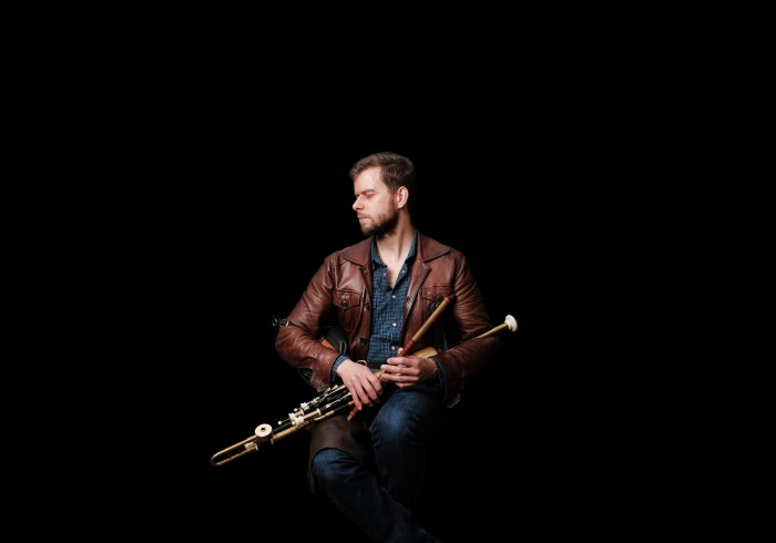 Leading Uillean Piper Calum Stewart will leave a lasting impression after his highly anticipated gig at Birnam Arts.