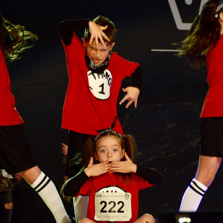 JGN Dance groups busting some moves at the UDO World Championships!