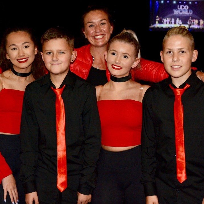 We are so proud of all the dancers that competed at the UDO World Championships they all did so well!