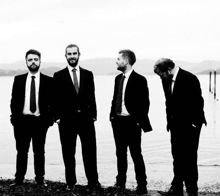 Get a chance to see the amazing Maxwell Quartet at Birnam Arts.