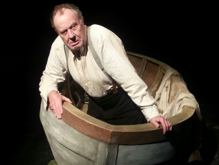 Shackleton's Carpenter By Gail Louw, starring Malcolm Rennie and Directed by Tony Milner at Birnam Arts.