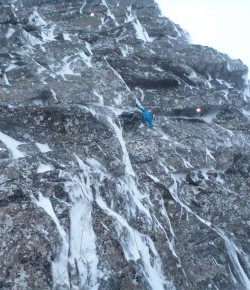 Renowned climbers Simon Yearsley and Malcolm Bass have been climbing together for well over 25 years.