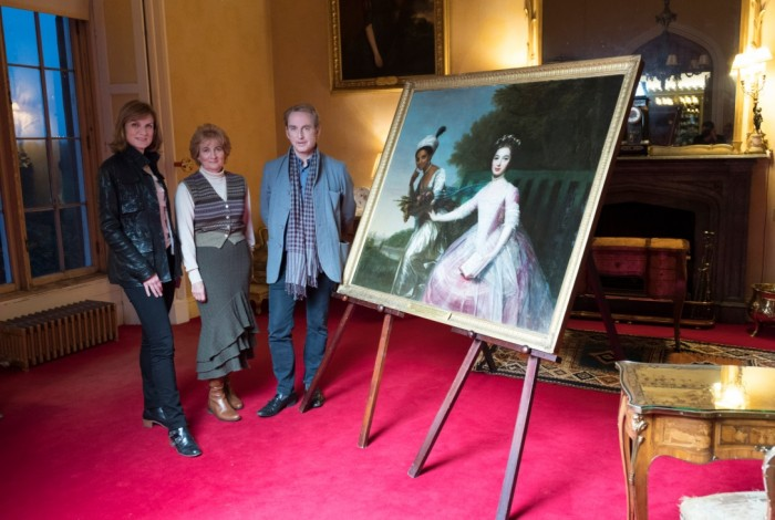 "Scone Palace is set to be on  the BBC one hit tv series ""Fake or Fortune"""