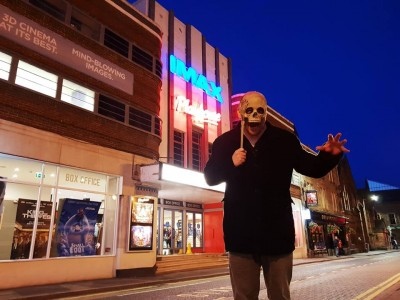 Psycho- Perth Playhouse of Horrors