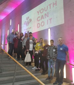 Right now, Perth and District YMCA are on the look-out for young people to join their Princes Trust Team Programme in Perth. Hearing about this, I was