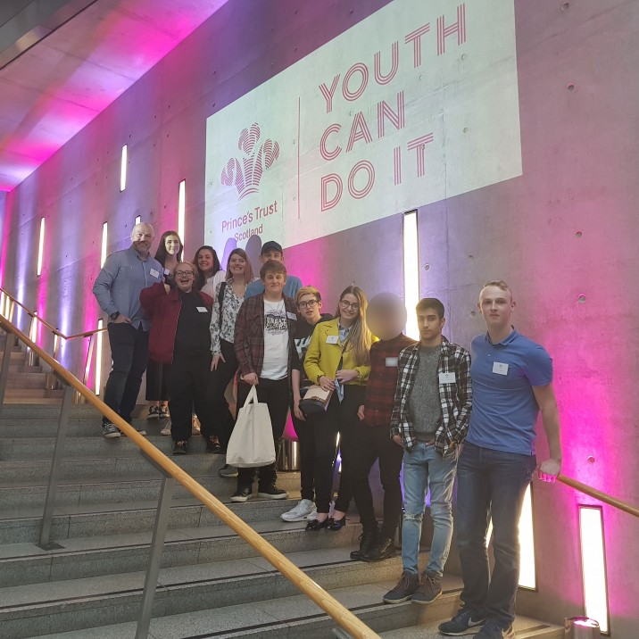 The Princes Trust Team Program at Perth and Kinross YMCA