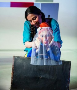 Creating Heroine: Puppetry Workshop with award winning Pakistan Puppeteer Yamina Peerzada who will be joining us at WOW Perth