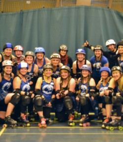 Fair City Rollers are a force to be reckoned with
