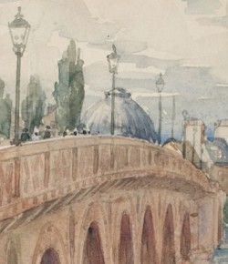 Drawn from Perth Museum and Art Gallery's collection of watercolour paintings, this exhibition is a celebration of Perthshire.