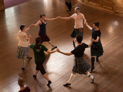 Ceilidh lovers rejoice!