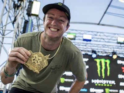 Local BMX rider wins Gold for Scotland at Sydney X Games
