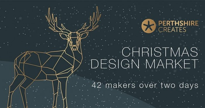 Find unusual, original and contemporary handmade gifts at this Christmas Design Market in Perth city centre.