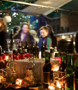 RR Events are pleased to partner with Perth and Kinross Council to deliver Perth's International Christmas Market.