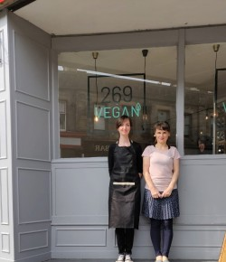 I've been vegan since my teens, and when I heard that Perth was getting its first fully vegan café in '269 Vegan' I was hyped – to say the least.