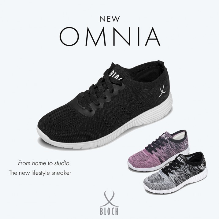 Win an exclusive pair of Omnia trainers from Perth's very own Arabesque. The best place to purchase all of your dance wear needs!