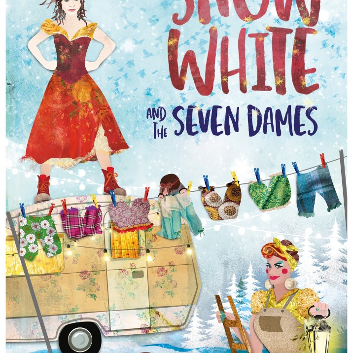 "The perfect way to get in the Christmas spirit, Win 2 tickets to Perth Theatre's pantomime ""Snow White and the Seven Dames"". A fantastic family night out in the lead up to Christmas"